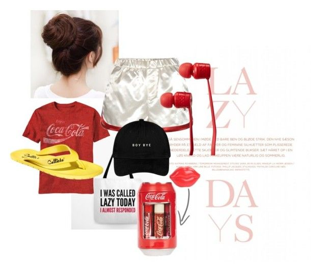 gfb by ayozimhere on Polyvore featuring Tommy Hilfiger, Callisto, Vans, Tony Moly, Topshop and Lazy Days