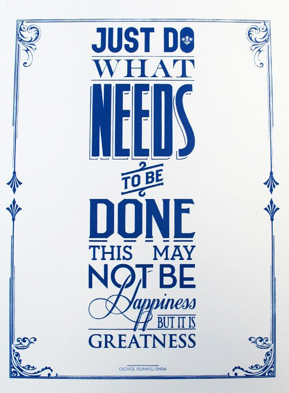 Items similar to George Bernard Shaw Quote on Etsy