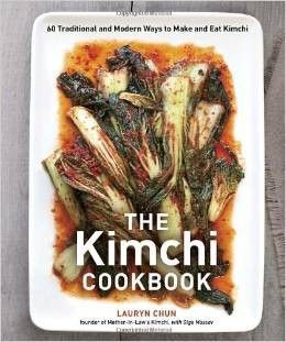 Hardcover - Author, Lauryn Chun Based on Korea's legendary condiment, Mother-in-Lawäó»s Kimchi is taking America by storm with its vibrant, versatile balance of flavor and just the right amount of spi