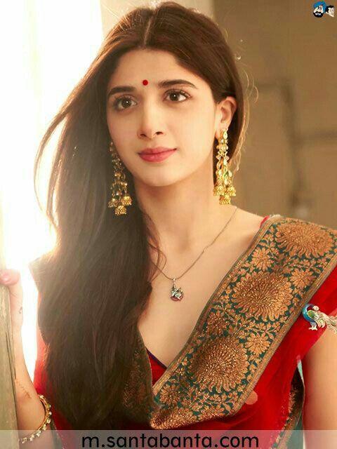 Beautiful Mawra in sanam teri kasam