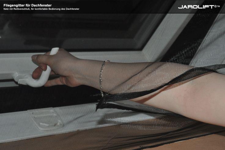 jarolift_fliegengitter_dachfenster_durchgriff.png 950×634 Pixel