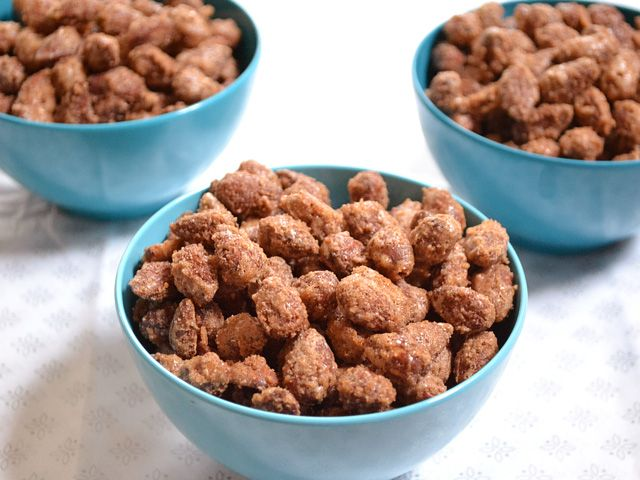 candied almonds - Budget Bytes