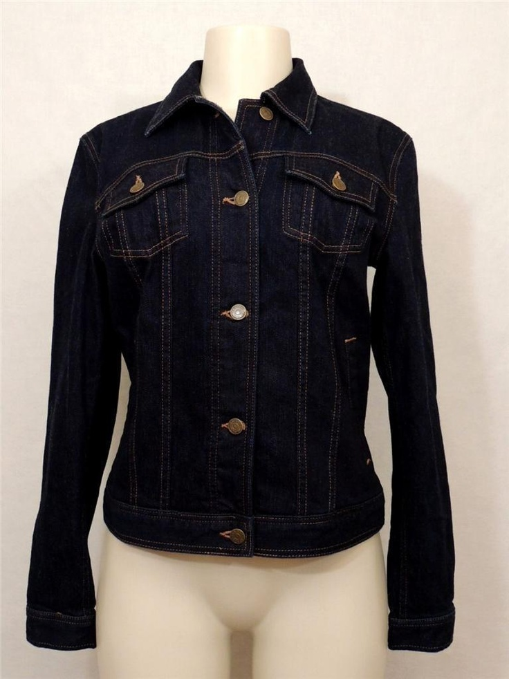 New Listing Women Blue Denim Jacket Cotton Long Sleeve Shirt Vintage Denim Tops C. Brand New. $ to $ More colors. Buy It Now. Free Shipping. Womens Blue Denim Jacket Sz M Stretch Embellished Bling Buttons by Too She She. Pre-Owned. $ or .