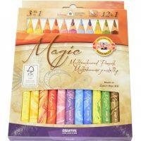Pastelky Magic 3HR 3408/13