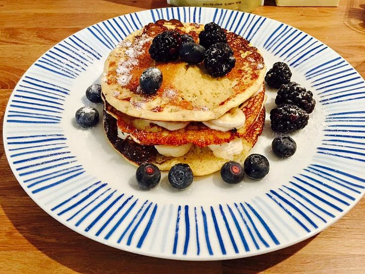 Quinoa Protein Pancakes  #protein #healthy #pancakes #recipe #healthyrecipe #healthyliving #yummy #proteinpancakes