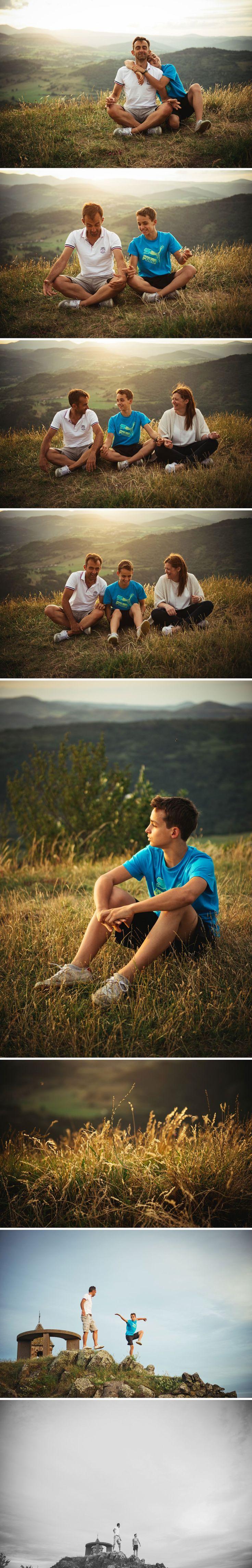 Photographe de famille en lifestyle - séance sur le thème des arts martiaux - famille avec adolescent // Zépjyr et Luna Photographie