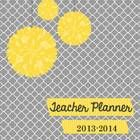 Plan+your+school+day+in+a+fun+and+simple+way!  Created+for+a+teacher+by+a+teacher,+this+simple-to-use+and+stylish+planner+can+help+you+get+through+...