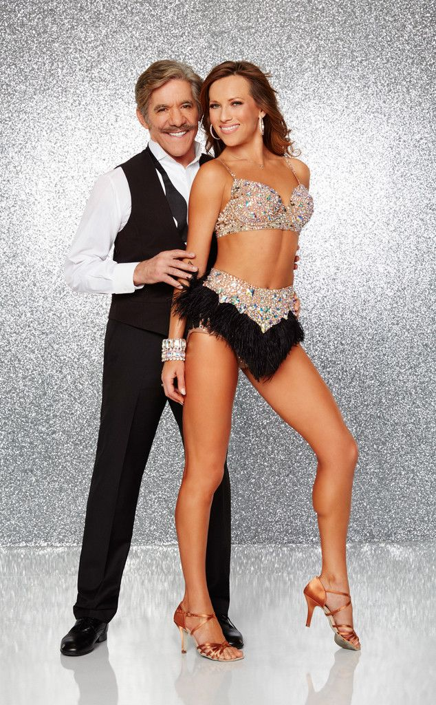 Geraldo Rivera and Edyta Sliwinska from Meet Dancing With the Stars' Season 22 Cast | E! Online