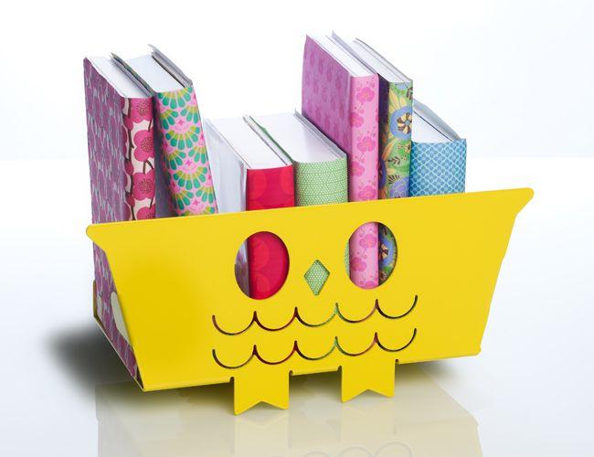 GUARDACUENTOS BUHO. ESTANTERÍA INFANTIL /// Owl story-books guard shelf for kids #designforkids, #decoracioninfantil, #kidsroom