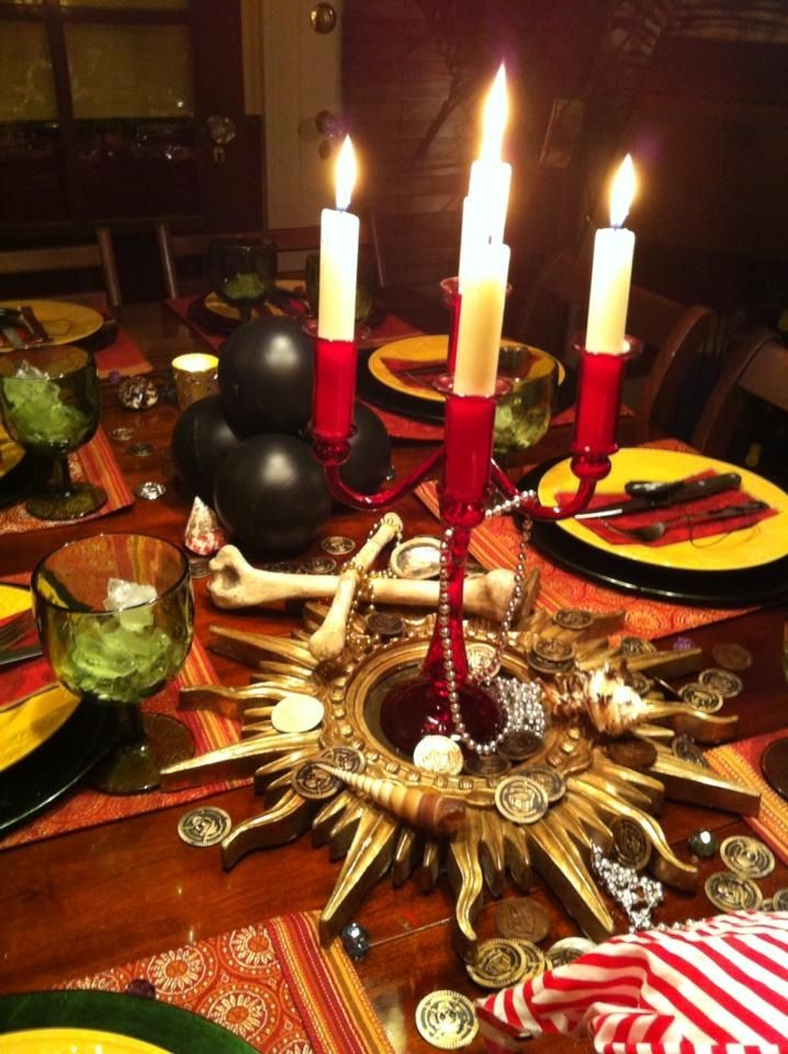 Adult pirate party decorations - photo#38
