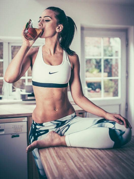 Картинка фитнес доброе утро