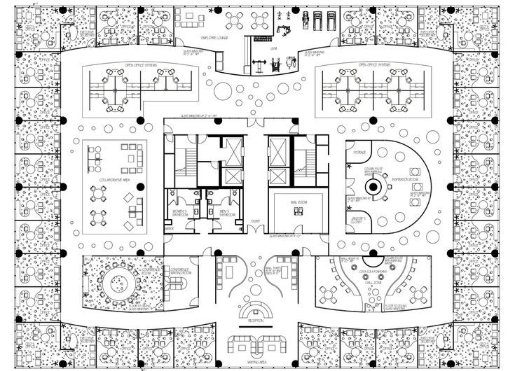 open office floor plan designs executive office floor