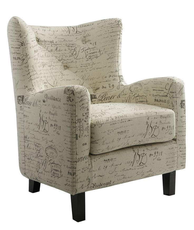 If your idea of a heavenly day at home is curling up with a glass of wine and getting lost in a good book, the Wordsworth armchair is the perfect place for your escape. Upholstered in a quill-style, script-emblazoned fabric and featuring a winged back, this is a chair that is both classic and unique and is guaranteed to make a great statement piece for any room.  Price $799.