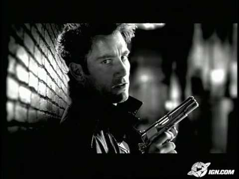 """""""Sin City"""" Trailer. A Stylish trailer to go along with a stylish movie. Robert Rodriguez & Frank Miller's collaborative effort with a little Quentin Tarantino thrown in. Love the trailer & the film."""