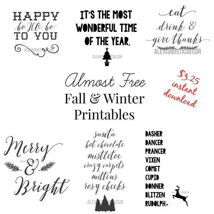 photograph relating to Printable Christmas Signs titled free of charge printable xmas indications -
