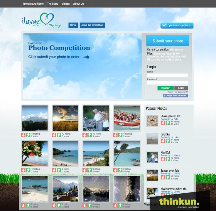 iluvnz.co.us photo competition