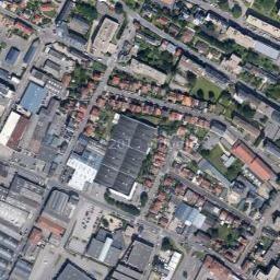 ECHELLE INCONNUE - CAMERAS ROUEN // Carte des caméras privées et publiques de Rouen