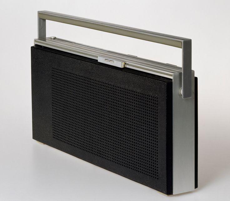 BO Beoli radio by Bang & Olufsen, 1970.