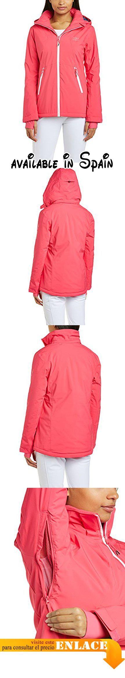 B00IAHXYCG : Helly Hansen Jacke W Spirit Jacket - Chaqueta de esquí para hombre color magenta talla M. RENDIMIENTO HELLY TECHÂ. Impermeable resistente al viento y transpirable. costuras totalmente sellada. PrimaLoftNegro 100g de aislamiento en el cuerpo en los brazos 80g. Chaqueta de esquí de Helly Hansen Espíritu de la Mujer
