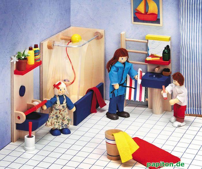 Selecta Puppenhaus-Möbel Bad Ronda 4354 online at Papiton.