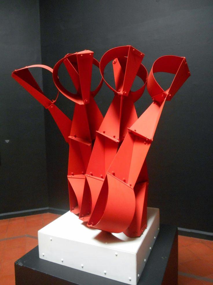 Esculturas de Colombia: Edgar Negret Dueñas