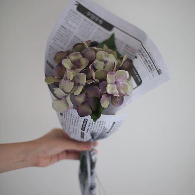 #꽃포장#flowerwrap#newspapper #bouquet #신문지도 멋진 #꽃다발 #포장 용으로 사용 할 수 있어요. #플로리스트 #창업 시 꼭 필요한 스킬.  #방배동 #스튜디오플라워 #라베르 http://naver.me/G5Bc0nvC