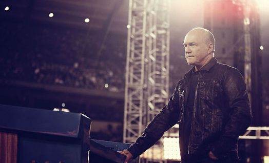 Pastor Greg Laurie Problem with America Is In the Church, Not the White House | AT2W