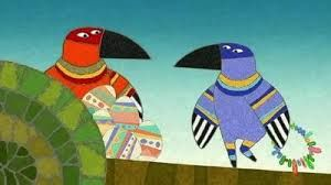 Картинки по запросу мультфильм как обманули змея
