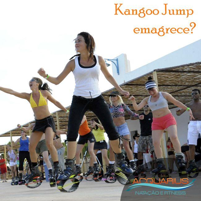 #AcquariusFitness Kangoo Jump emagrece? O Kangoo Jump virou febre nas academias de todo o país, mas causou um pouco de desconfiança nos frequentadores que estavam em busca de emagrecimento... Veja mais em http://www.acquariusfitness.com.br/blog/kangoo-jump-emagrece/ #KangooJump #VenhapraAcquariusFitness #KangooJumpEmagrece
