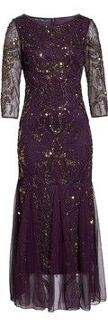 Free shipping and returns on Pisarro Nights Embellished Mesh Gown (Regular & Petite) at Nordstrom.com. Thousands of glimmering beads and sequins sparkle around a mesh-veiled dress designed with beautiful drape and flow accentuated by godets.
