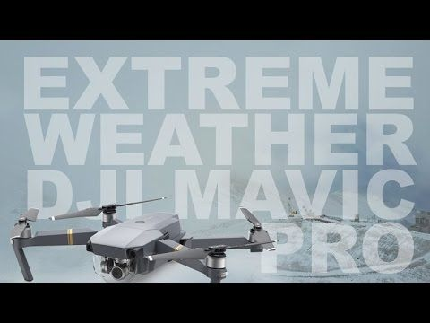 awesome Weather Videos - 4K - DJI Mavic Pro Extreme Weather Flying - Drone Footage #Weather & #News