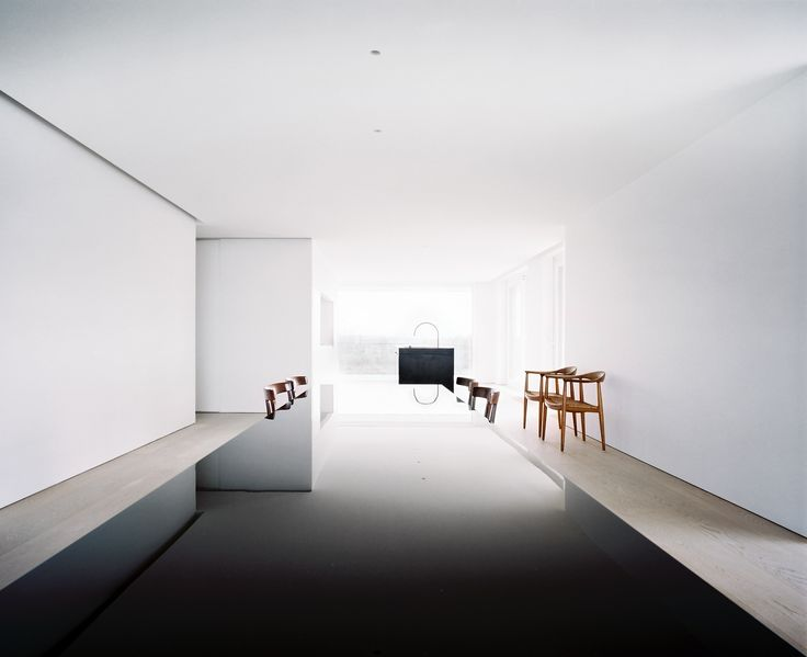 John Pawson North Sea Apartment Interior Pinterest