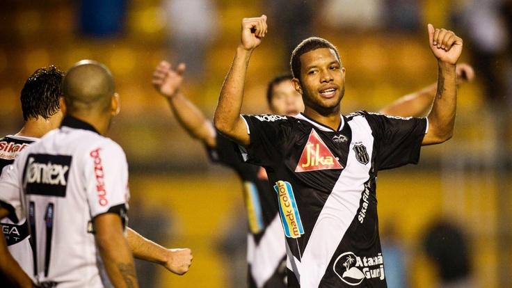 Ponte Preta comemora a classificação para a semifinal do Campeonato Paulista | Eduardo Knapp/Folhapress