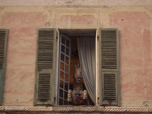Sospel, France by eggyolk, via Flickr