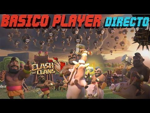 Clash of Clans Gameplay Español | TE NECESITAMOS | Let's play Clash of C...