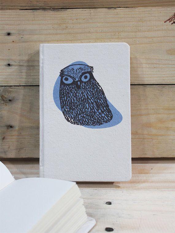 Owl Journal/Notebook