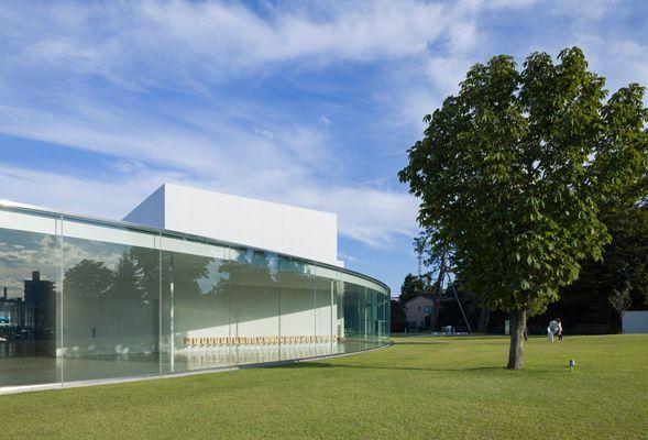 21st Century Museum of Contemporary Art, Kanazawa.   Museum Concept