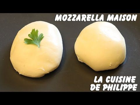 Cette recette de Mozzarella maison est d'une simplicité affolante ! On a tendance à croire qu'un fromage ne peut être réaliser que part un fromager alors que...