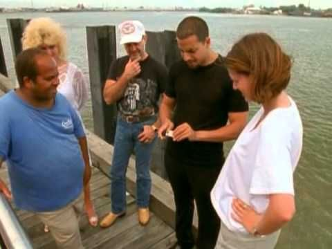 David Blaine -Street Magic : part 5 - YouTube