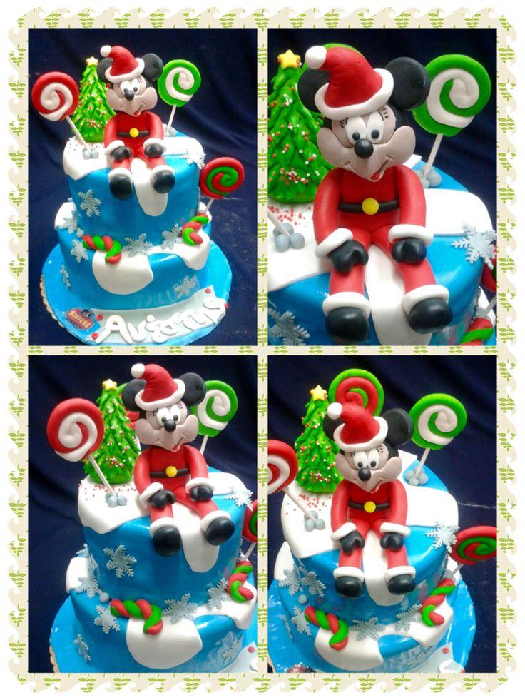 MICKEY CHRISTMAS!