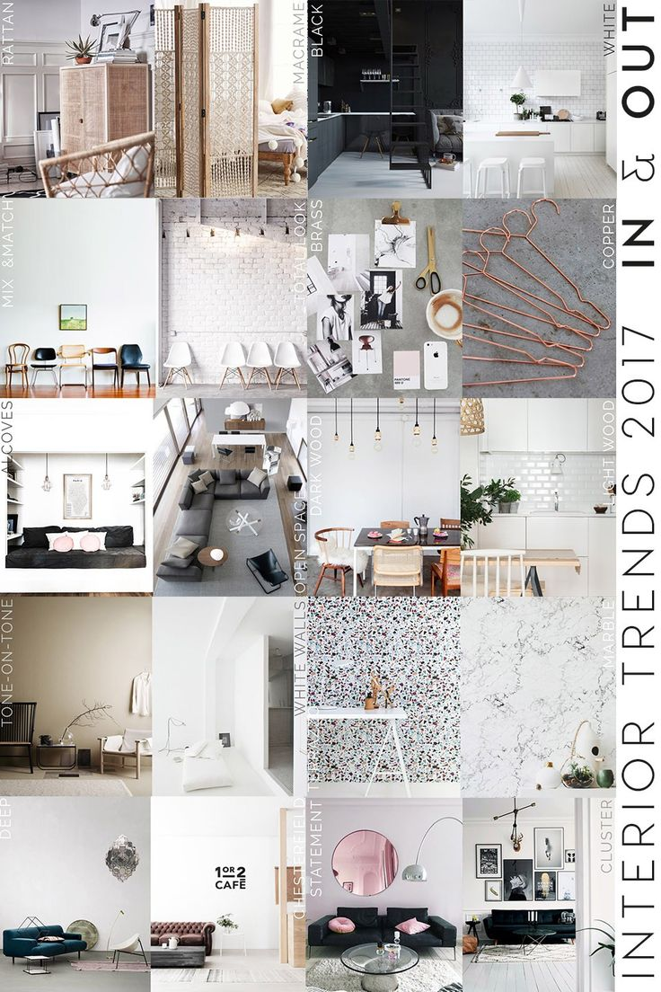 Interiortrends 2017 ITALIANBARK Is An Italian Interior Design Blog With Daily Inspirations About Interiors