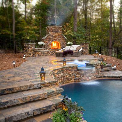 100 best Feuerstellen im Garten images on Pinterest | Landscaping ...