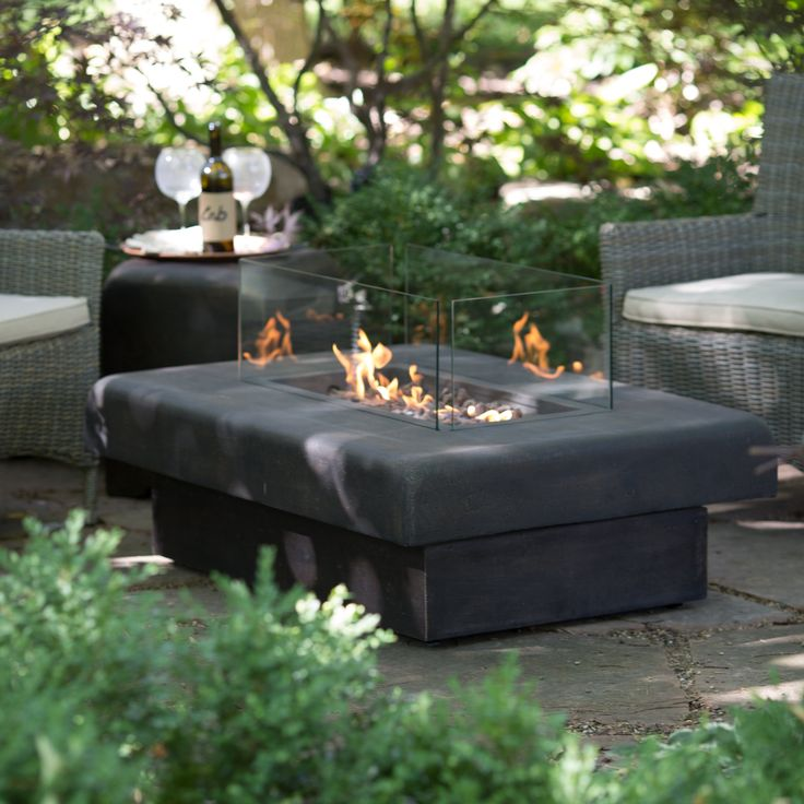 Best 20+ Fire pit covers ideas on Pinterest | Outdoor fire ...