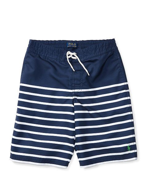 Sanibel Twill Swim Trunk - Boys 8-20 Swimwear - RalphLauren.com