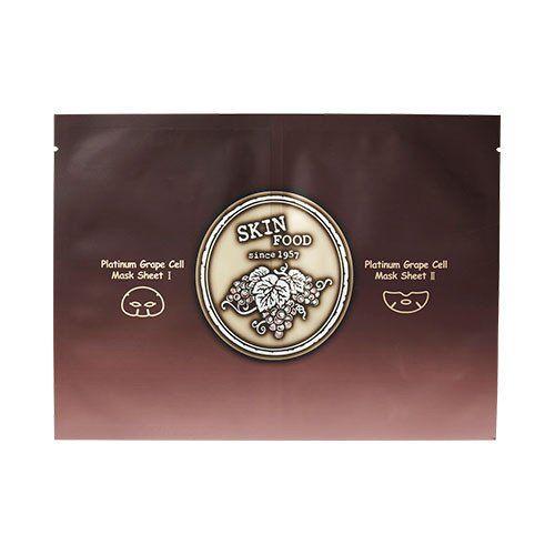 [SKINFOOD] Platinum Grape Cell Mask Sheet (2PCS)
