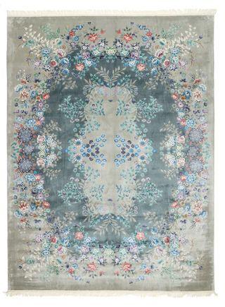China silk 120 Line carpet 277x364