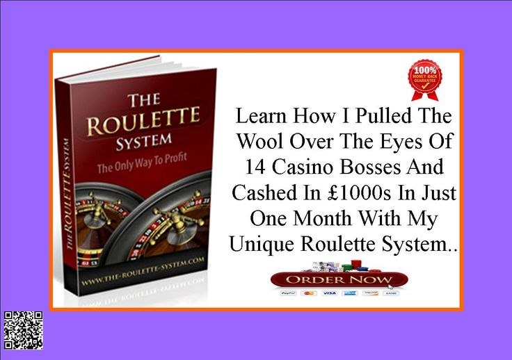 Learn How Pulled Wool Over Eyes Of 14 Casino Bosses & Cashed In £1000s In Just One Month With Unique Roulette System http://8b7da2u4sk9s1ke9sm0zbqsawt.hop.clickbank.net/?tid=ATKNP1023
