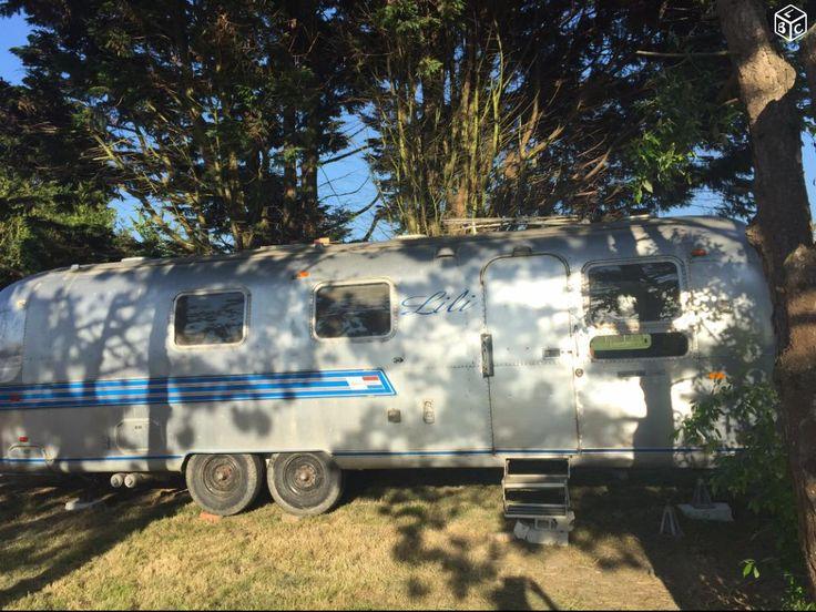 Véritable AIRSTREAM caravane américaine ou échange Caravaning Pas-de-Calais - leboncoin.fr