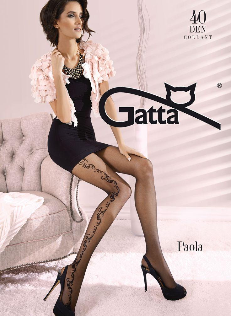 GATTA rajstopy - projekt graficzny opakowania Paweł Politański - pawel@politanski.info.pl, foto. Kinga Wasilewska