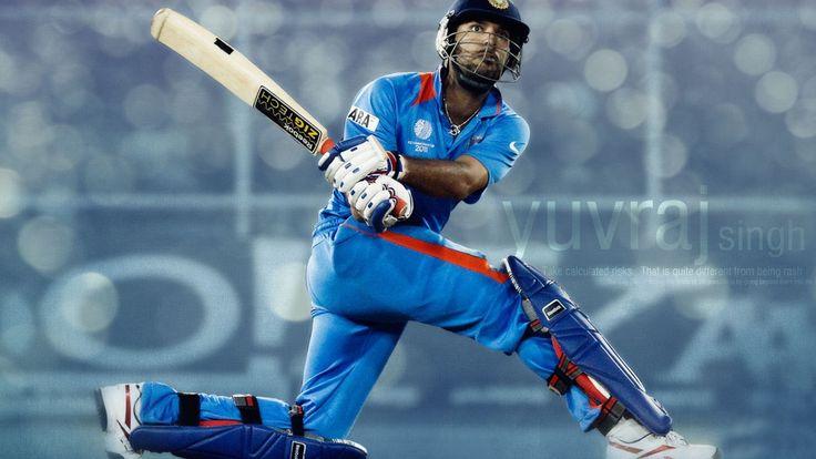 Indian Cricketer Yuvraj Singh Wallpaper